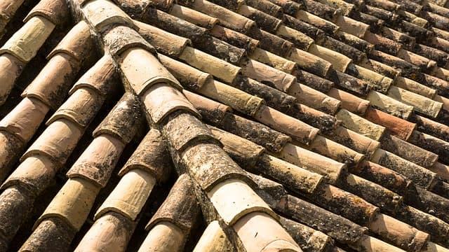 tejas de techo